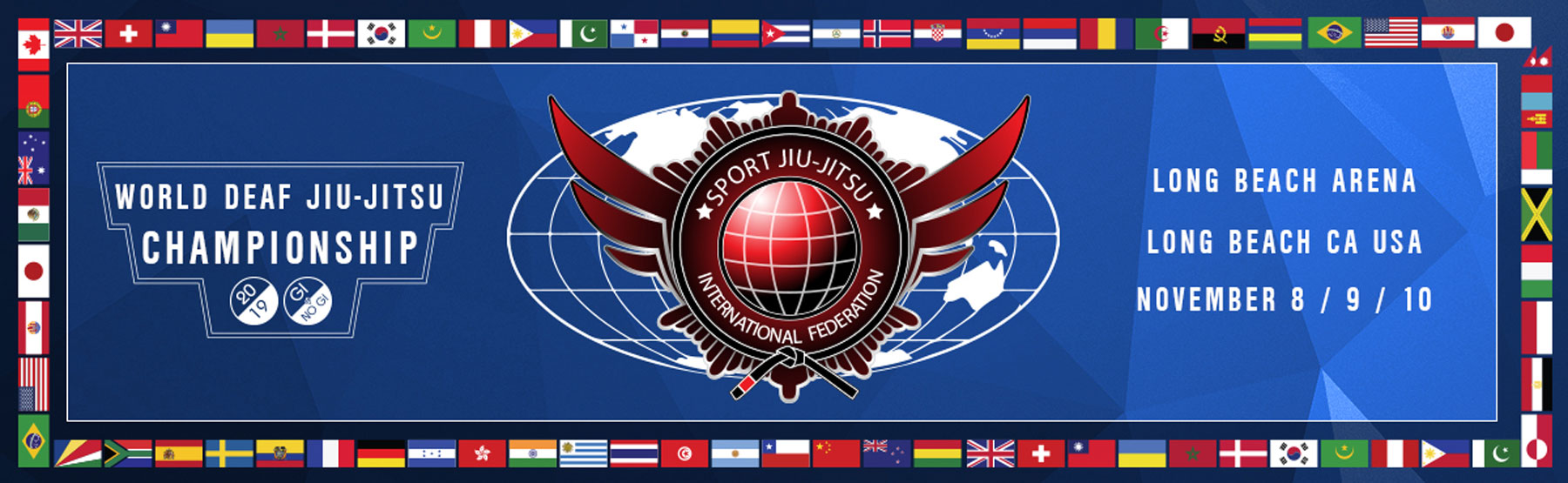 2019 World Deaf Jiu-jitsu Championship
