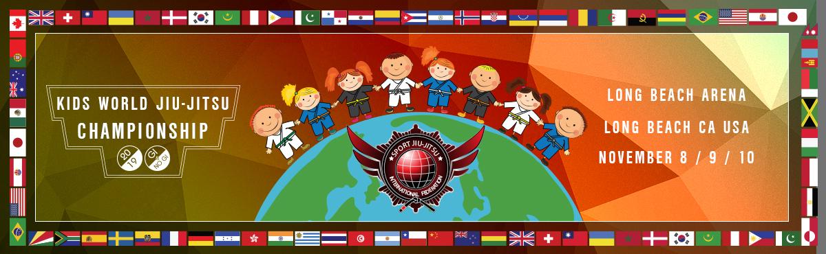 2019 Sjjif World Jiu-jitsu Championship