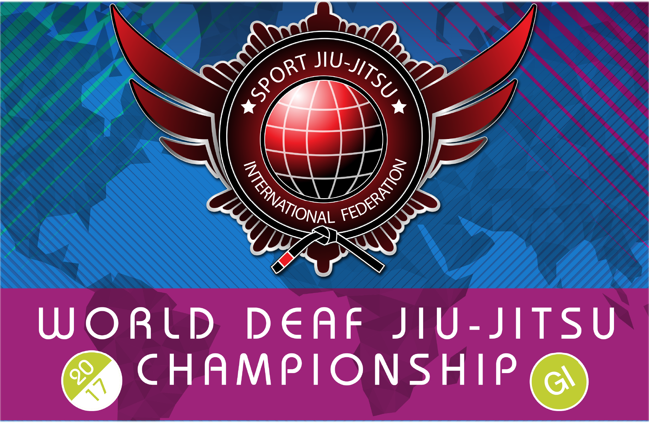 world deaf jiu-jitsu championship gi
