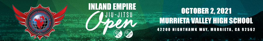 2021 Inland Empire Jiu-Jitsu open