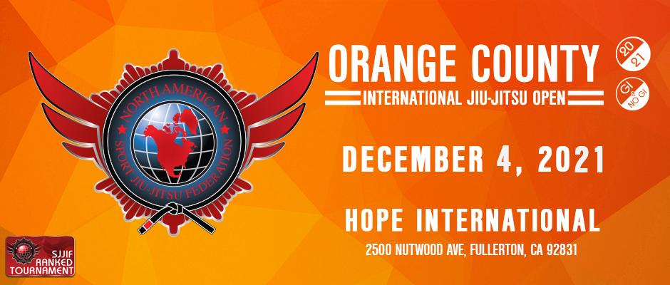 2021 orange county international jiu-jitsu open