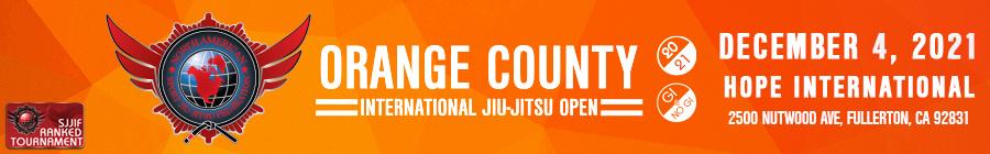 2021 orange county international jiu-jitsu open no gi