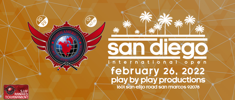 2022 San Diego International Open Nogi