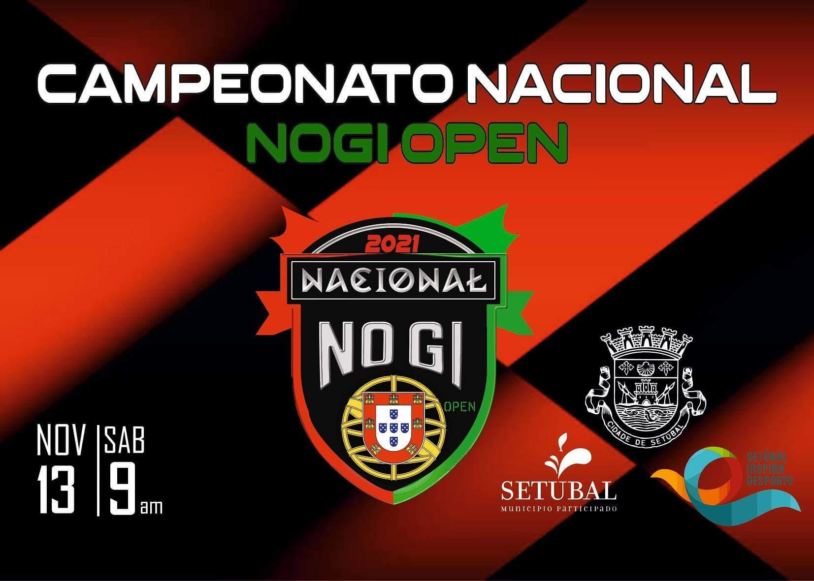 8º Campeonato Nacional SJJIF NOGI OPEN