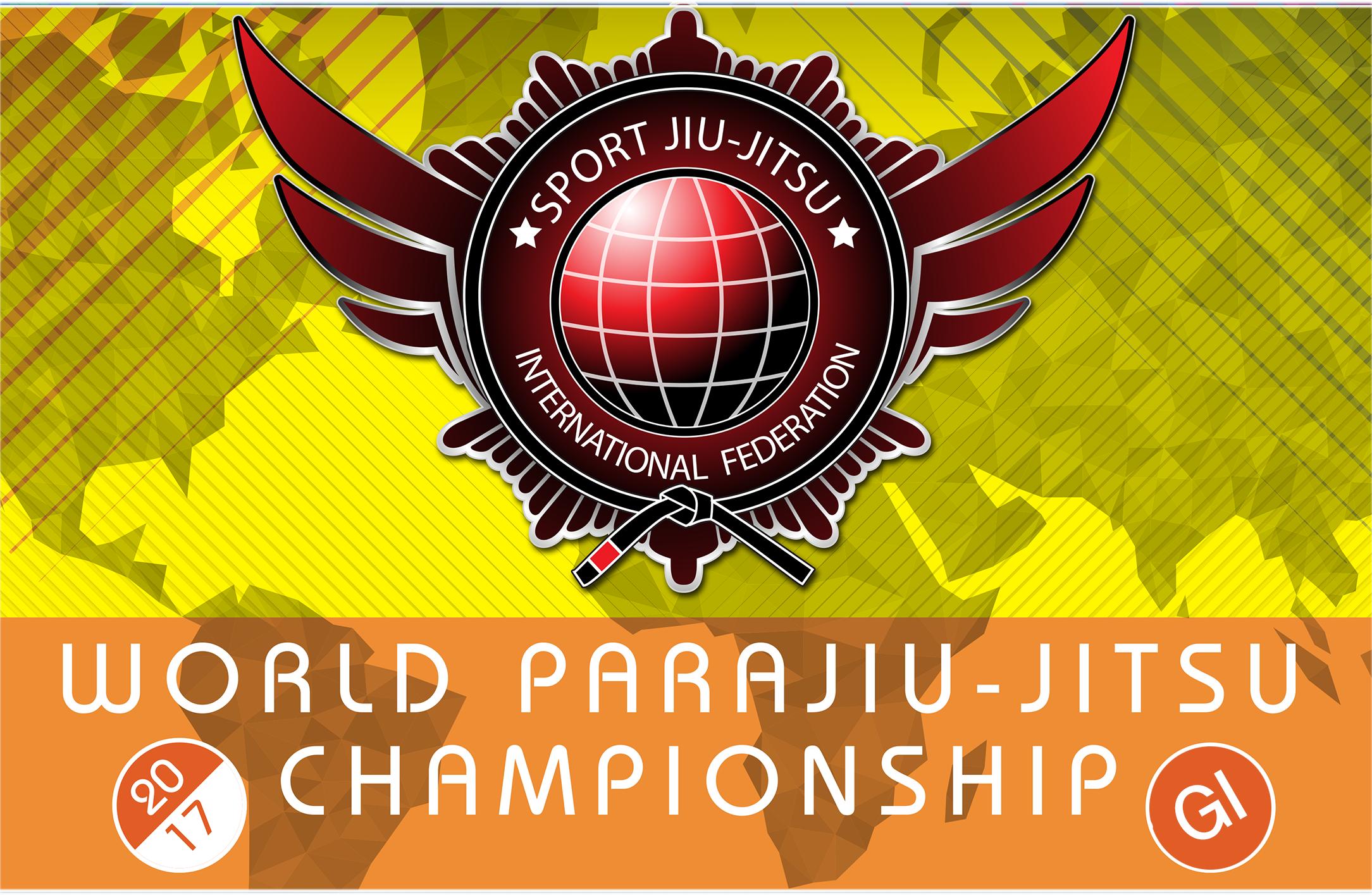 world parajiu-jitsu championship gi