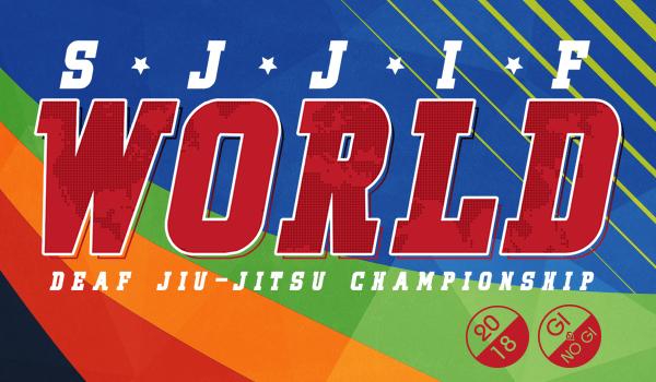 sjjif world deaf jiu-jitsu championship gi