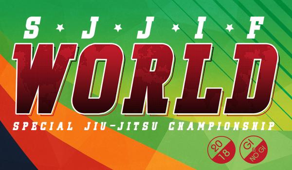 sjjif world special jiu-jitsu championship gi