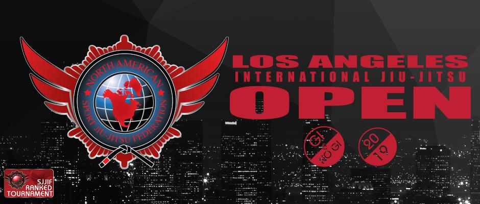 los angeles international jiu-jitsu open no gi