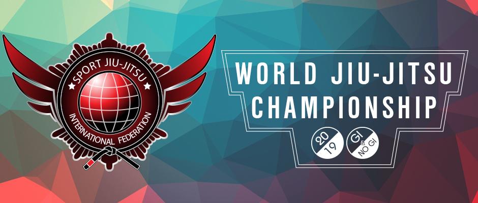 2019 sjjif world jiu-jitsu championship nogi