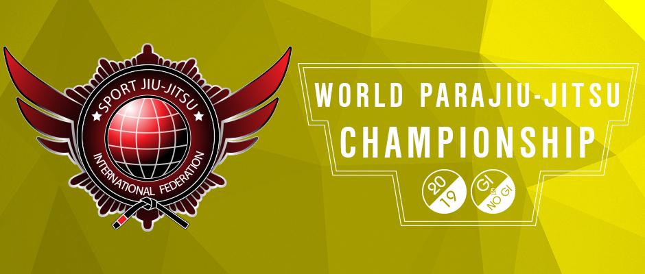 2019 World ParaJiu-Jitsu Championship