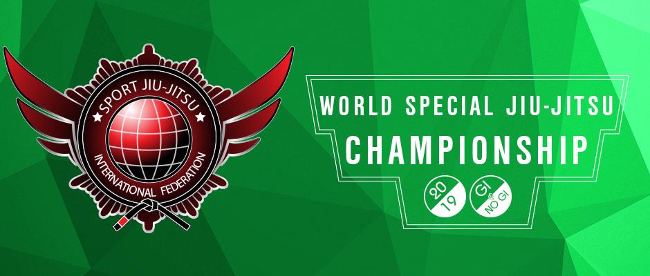 2019 world special jiu-jitsu championship