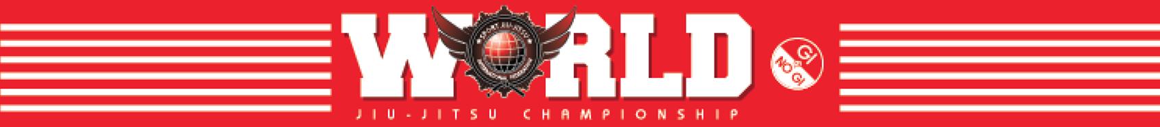 SJJIF World Jiu-Jitsu Championship Gi