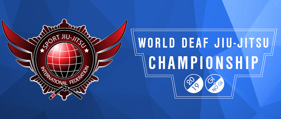 2019 world deaf jiu-jitsu championship no gi