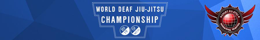 2019 world deaf jiu-jitsu championship no gi