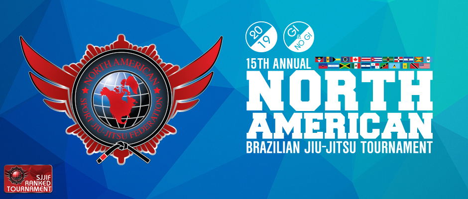 15th annual north american brazilian jiu-jitsu tournament