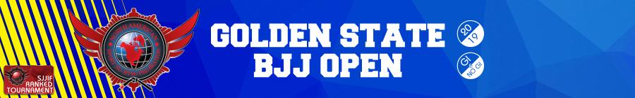 Golden State BJJ Open
