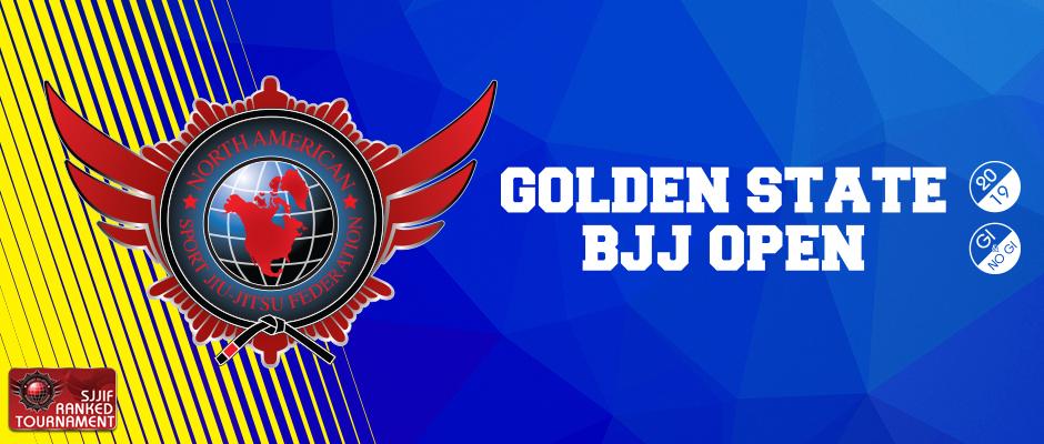 Golden State BJJ Open No Gi