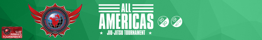 2020 all americas jiu-jitsu tournament