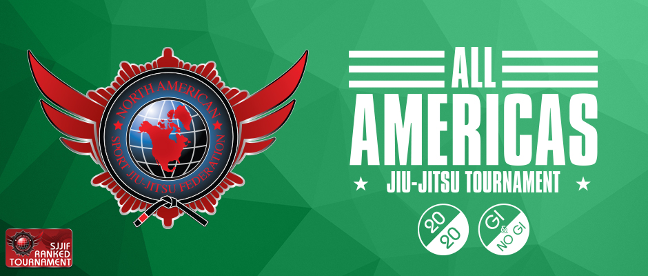 2020 all americas jiu-jitsu tournament nogi
