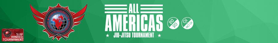 2020 all americas jiu-jitsu tournament nogi