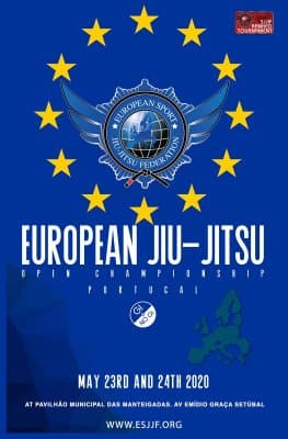 European Jiu-Jitsu Open Portugal - GI