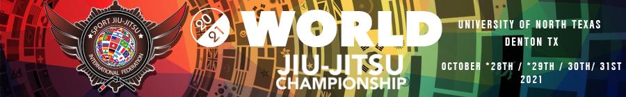 2021 sjjif world jiu-jitsu championship