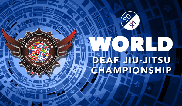 2021 world deaf jiu-jitsu championship