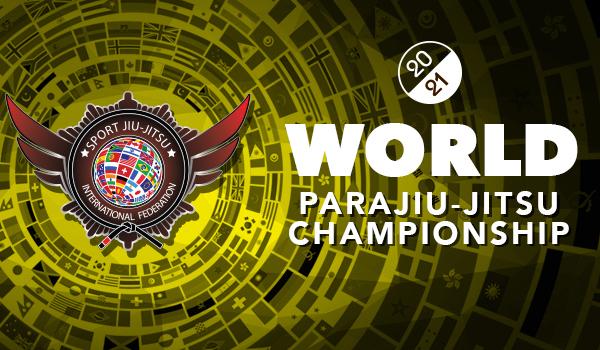 2021 world parajiu-jitsu championship